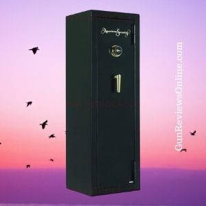 AMSEC Electronic Lock Gun Safe
